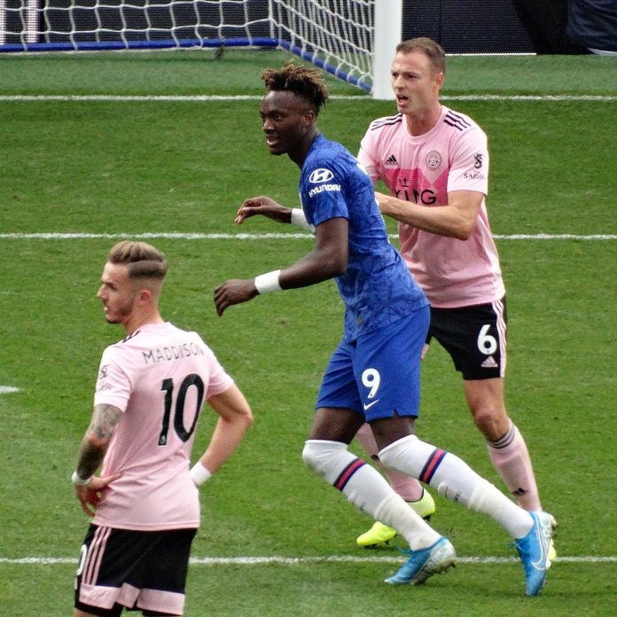 James Maddison and Tammy Abraham Chelsea & Leicester City