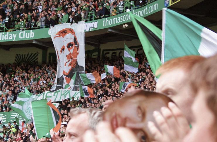 Roy Keane Celtic FC SPFL