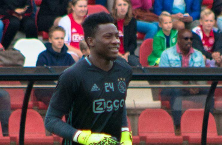 Andre Onana to replace Bernd Leno