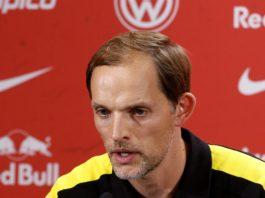 Thomas Tuchel PSG want Gabriel Magalhaes