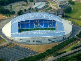 Ben White Brighton and Hove Albion