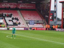 AFC Bournemouth Lyle Taylor