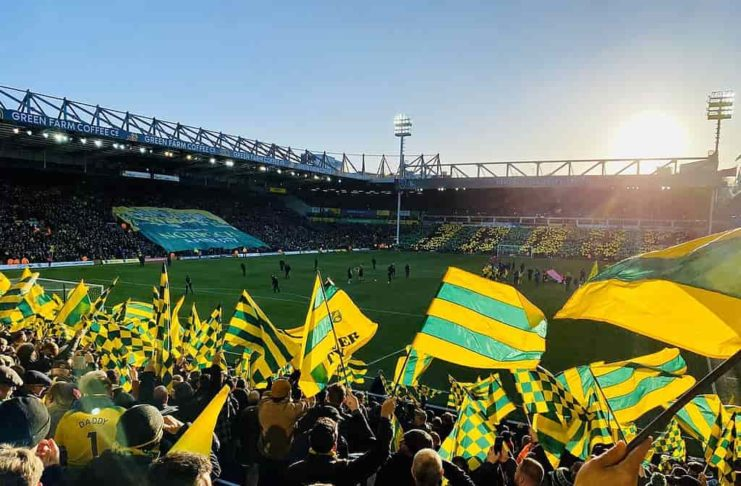 Carrow Road Norwich City FC