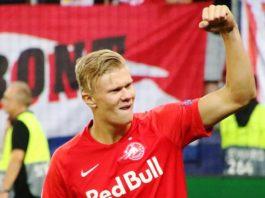 Man City want Erling Haaland BVB