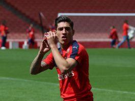 Hector Bellerin Arsenal FC EPL