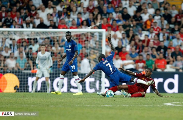 Leeds United want Fikayo Tomori, N'Golo Kante & Wijnaldum Liverpool vs Chelsea