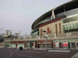 Gabriel Martinelli Arsenal EPL Premier League