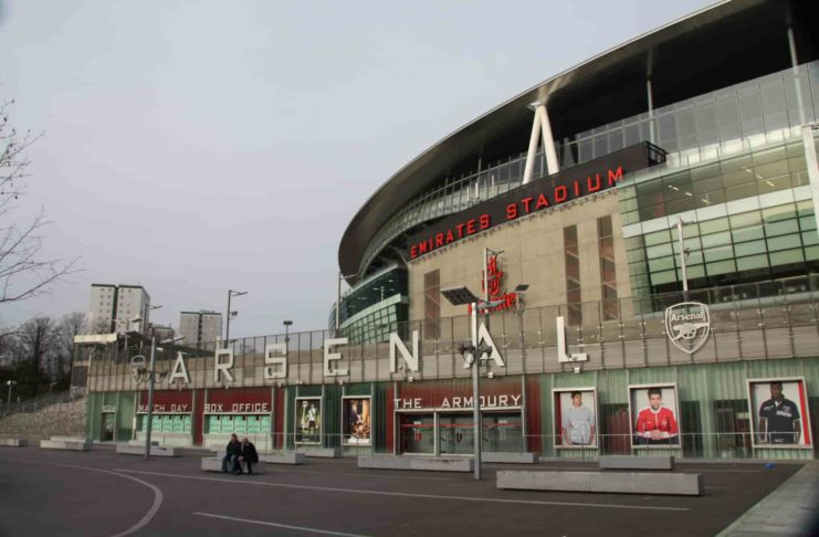 Arsenal EPL Premier League