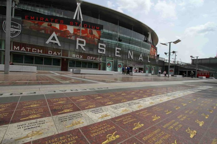 Arsenal FC EPL