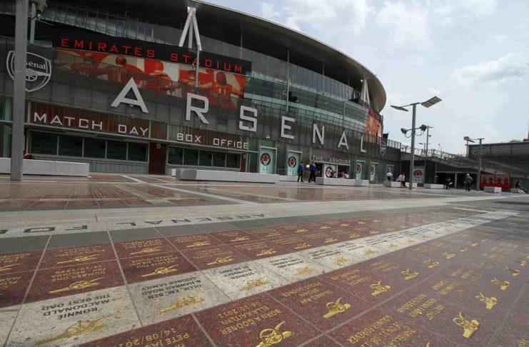 Mikel Arteta Arsenal FC EPL