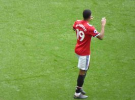 Marcus Rashford Man United EPL