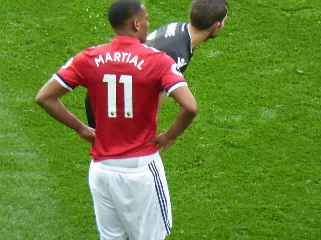 Man United predicted line-up vs West Ham United: Martial ...