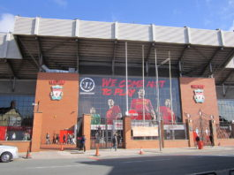 Dusan Vlahovic Anfield Liverpool