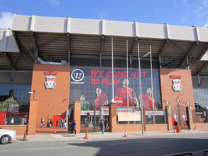 Super League Anfield Liverpool