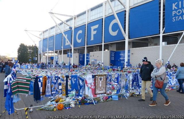 King Power Stadium Leicester City