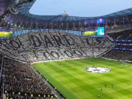 Lorenzo Pellegrini Tottenham Hotspur Stadium Spurs