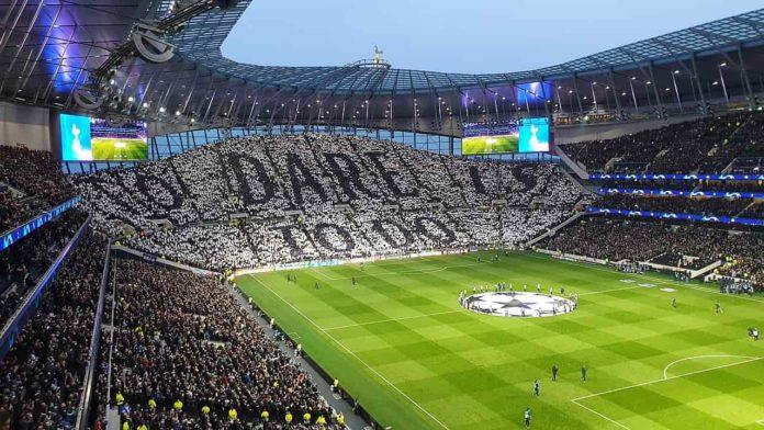 Tottenham Hotspur Stadium Spurs