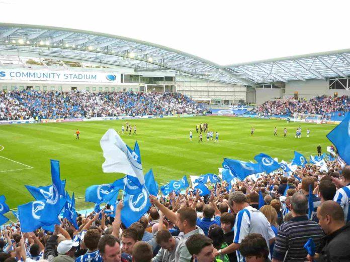 Tariq Lamptey Brighton and Hove Albion