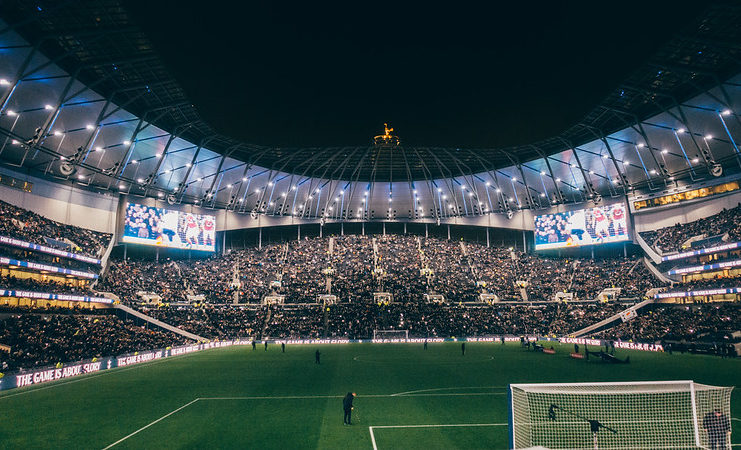 Arsenal and Spurs derby Tottenham Hotspur Spurs Stadium