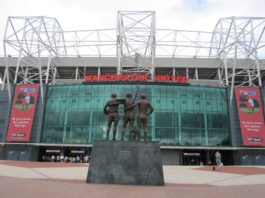 Man United Old Trafford