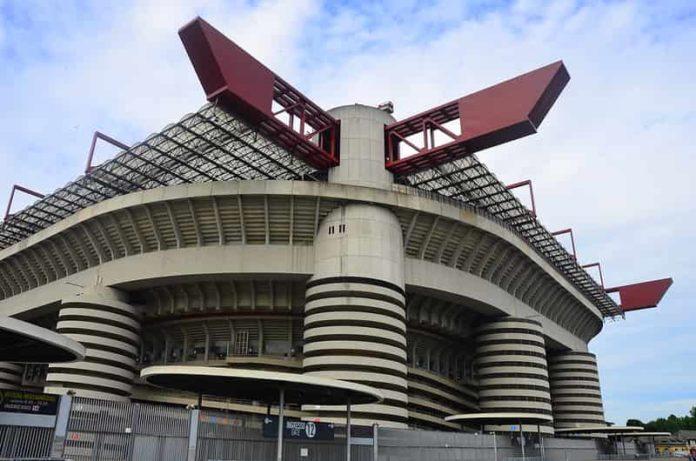 San Siro Inter Milan Italy