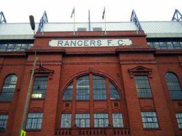 Connor Goldson Rangers FC