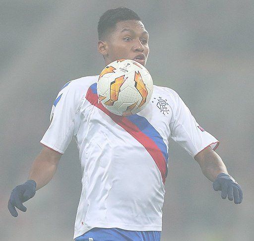Alfredo Morelos Rangers