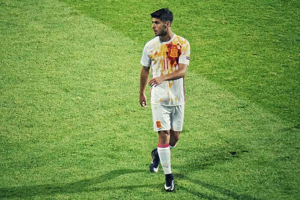 Marco Asensio could be playing in the Premier League, but ...
