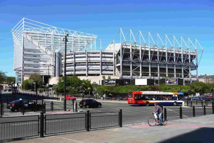 St James Park Newcastle United